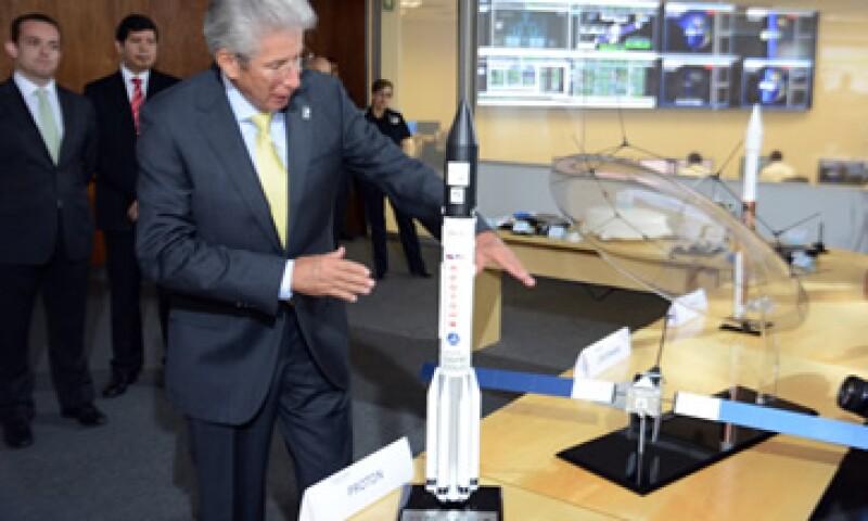 El lanzamiento se había pospuesto para realizarle pruebas extra. (Foto: Cortesía SCT )