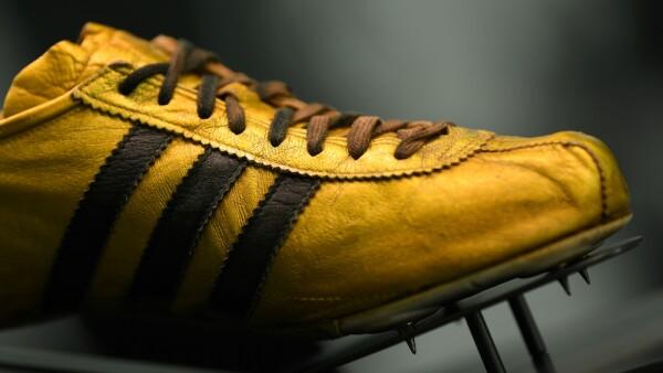 FILE PHOTO:  Adidas' 70th anniversary in Herzogenaurach