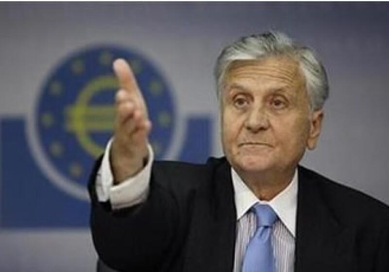 Jean-Claude Trichet, el presidente del Banco Central Europeo, sostuvo que las tasas de interés actuales siguen siendo apropiadas. (Foto: Reuters)
