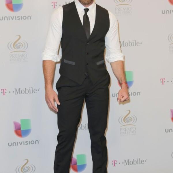 Gabriel Soto.
