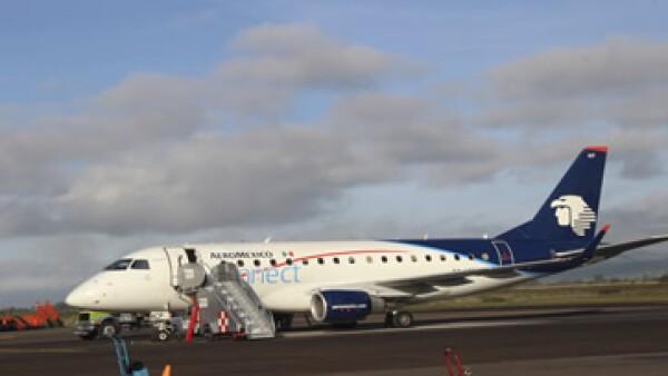 Las sanciones fueron aplicadas tras una inspección realizada por el titular del INAC. (Foto: Aeroméxico y otras aerolíneas dejaron de vender boletos en Venezuela   debido a una millonaria deuda del Gobierno con el sector aeronáutico. Foto: Cuartoscuro ) )