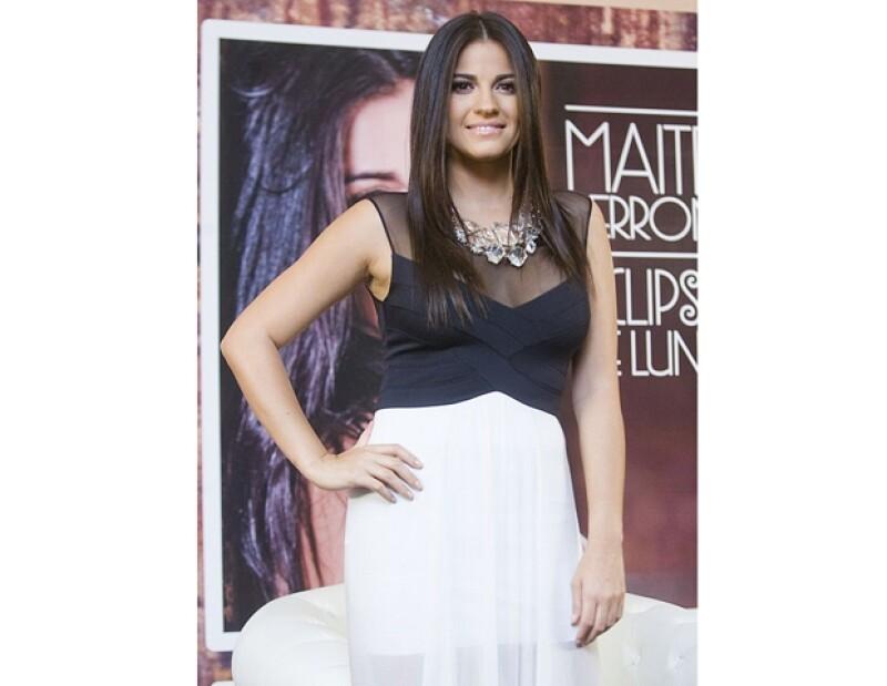 """Maite será la protagonista de la nueva telenovela de Nathalie Lartilleux, """"La Gata""""."""