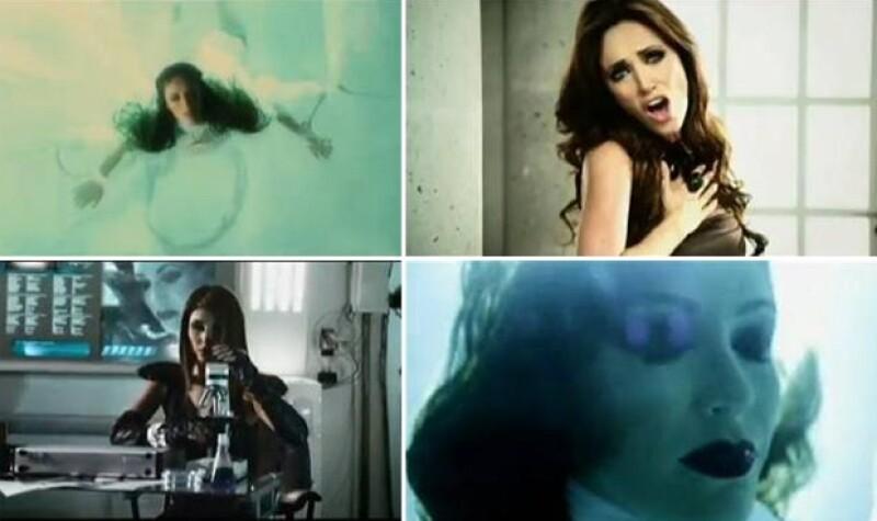 La cantante finalmente estrenó el tema Dividida.