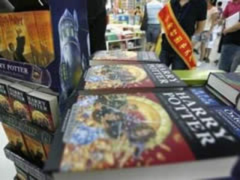 Nueva forma de adquirir libros. (Foto: Reuters)