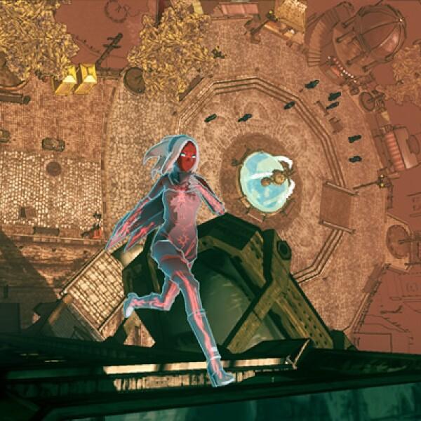 El videojuego traslada a los jugadores a Hekseville, una ciudad donde podrán descubrir los poderes de la gravedad y manipularla a tu antojo.