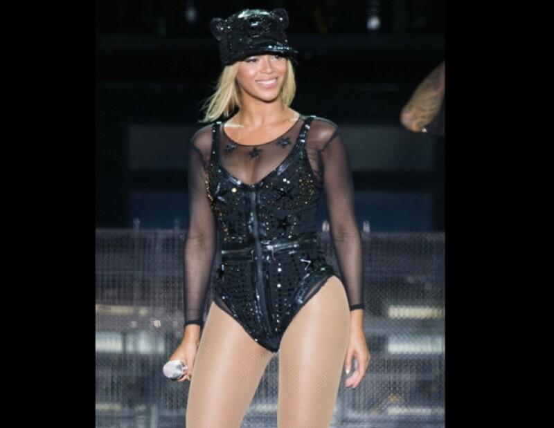 Beyoncé tiene una debilidad por el pollo frito.
