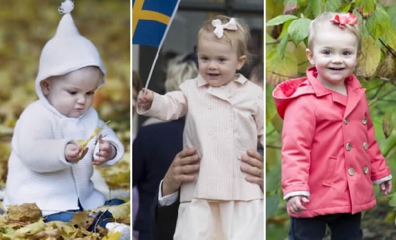 La futura Reina de Suecia es sólo una niña, pero el 17 de mayo ya tiene su primer compromiso oficial en la provincia de Östergotland, de donde es Duquesa.