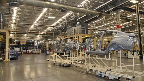 Audi, Nissan, Kia, Ford, Toyota, Infiniti y Mercedes Benz anunciaron plantas en los últimos cinco años.