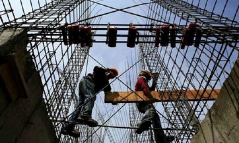 Los gastos en construcción cayeron 6.6% en julio frente al mismo mes de 2012.  (Foto: Archivo)