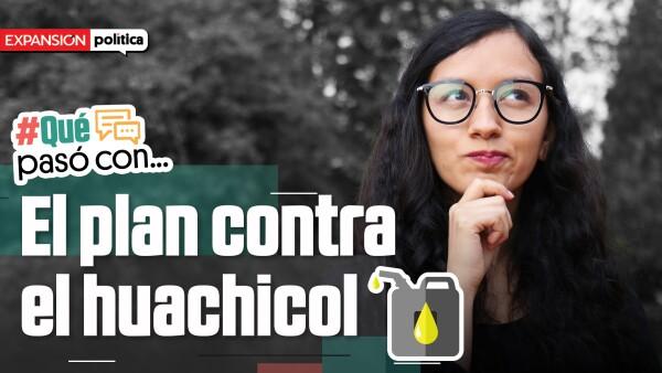 #QuéPasóCon_Huachicol