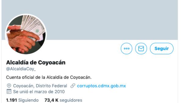 Captura de pantalla Twitter Fiscalía de Jalisco