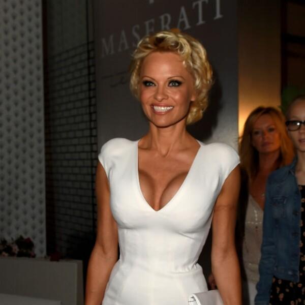 Pamela Anderson es una comprometida activista que apoya causas animales.