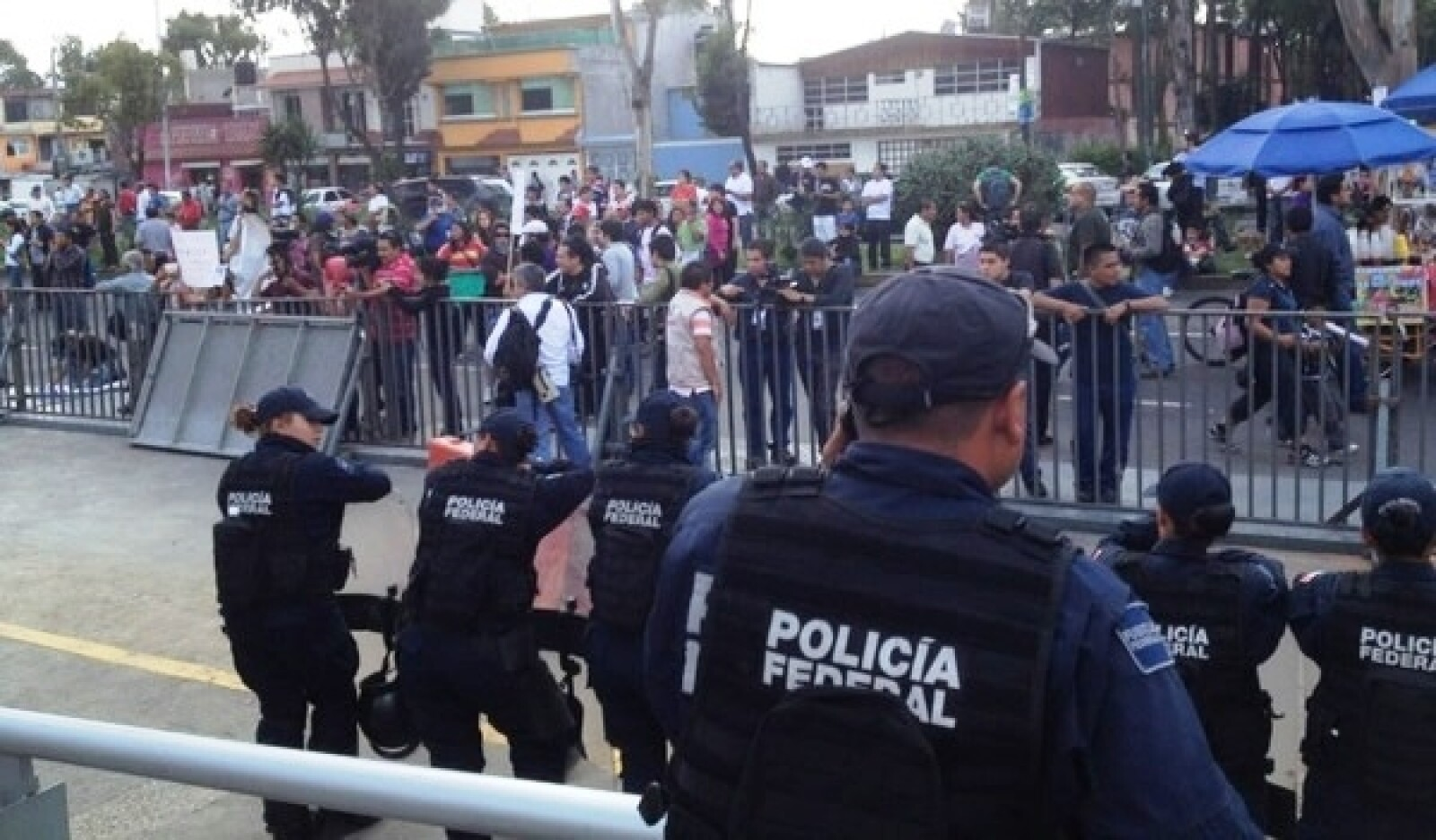 #YoSoy132 marcha Tribunal Electoral 1