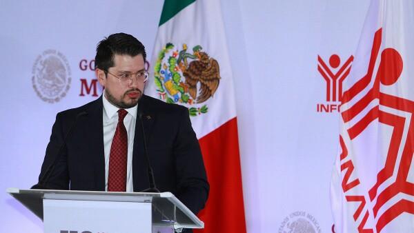 Carlos Martínez Infonavit