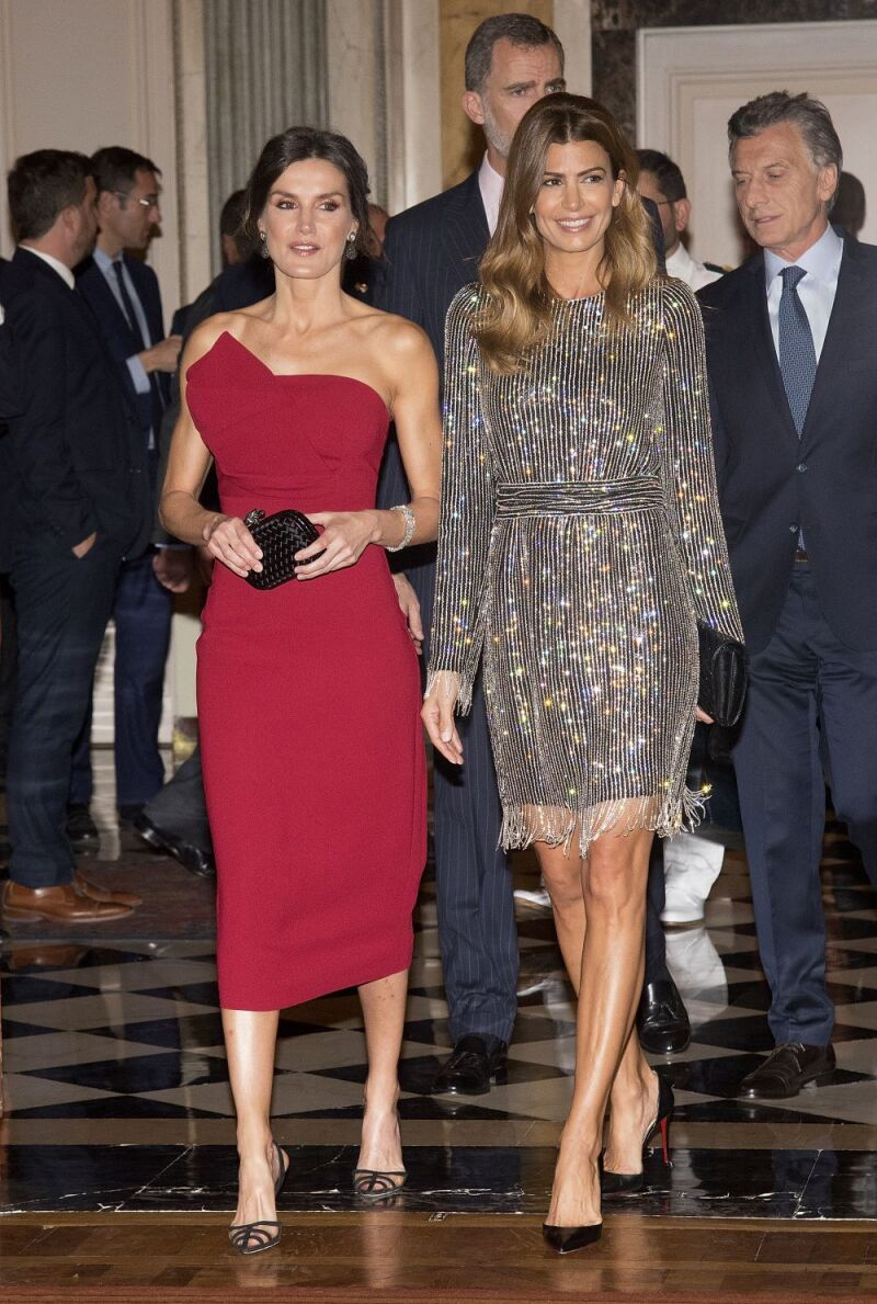 Mauricio Macri y Juliana Awada a punto de dejar la presidencia 2.jpg