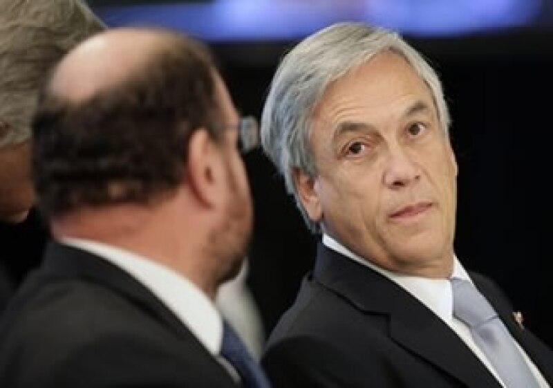 El presidente de Chile se deshace de sus participaciones en la iniciativa privada. (Foto: AP)