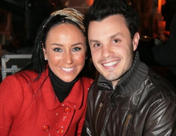 Inés y Javier se casaron en 2008 luego de ocho años de noviazgo.