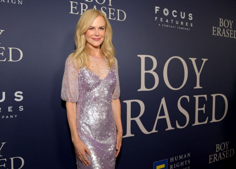 "Premiere Of Focus Features' ""Boy Erased"" - Red Carpet"