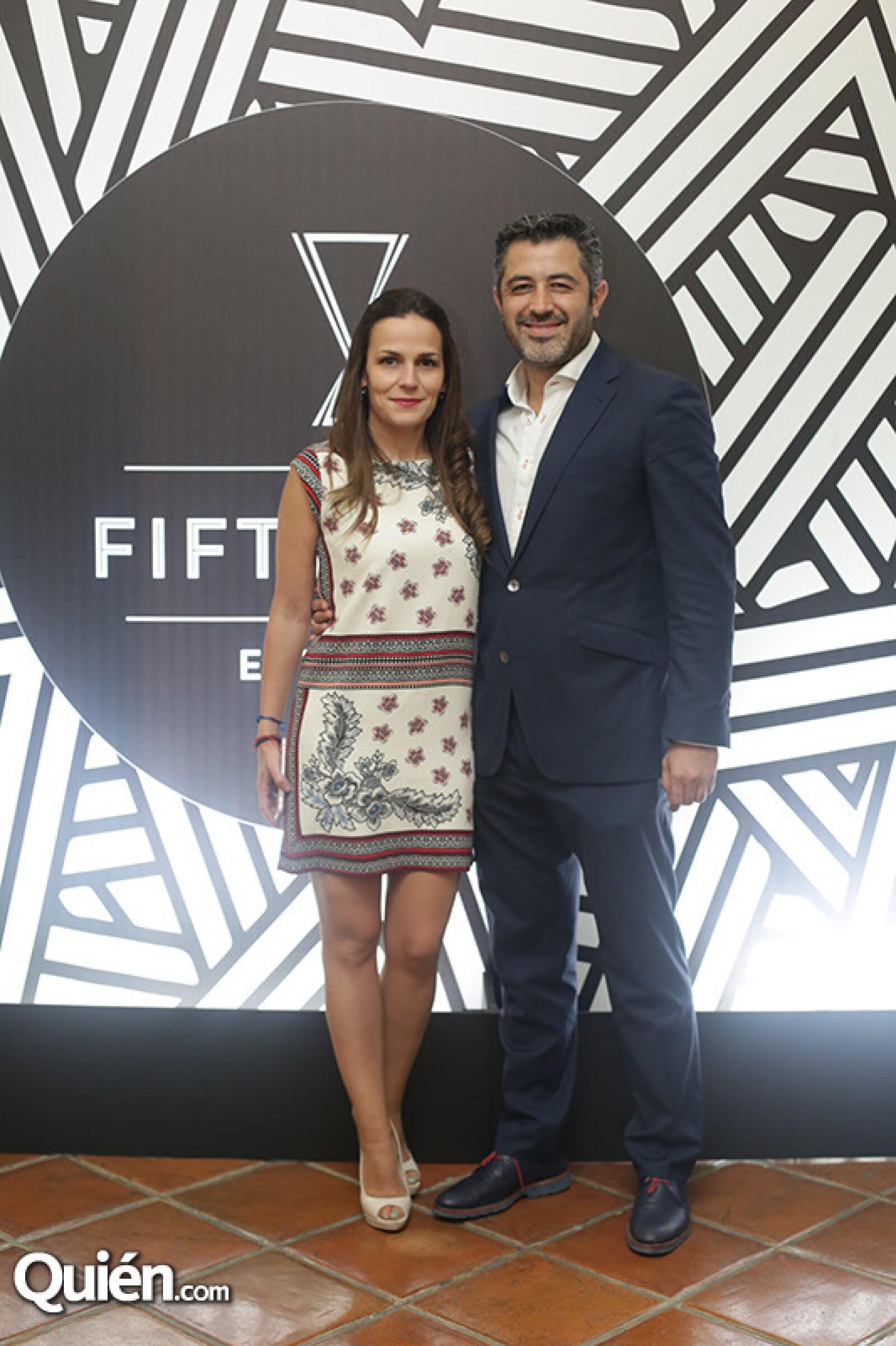 Rosa García y Pedro López Chaltelt