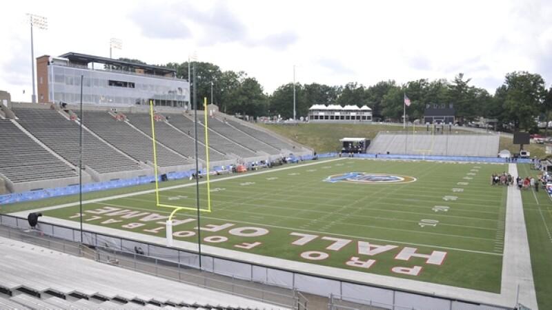 estadio fawcett stadium
