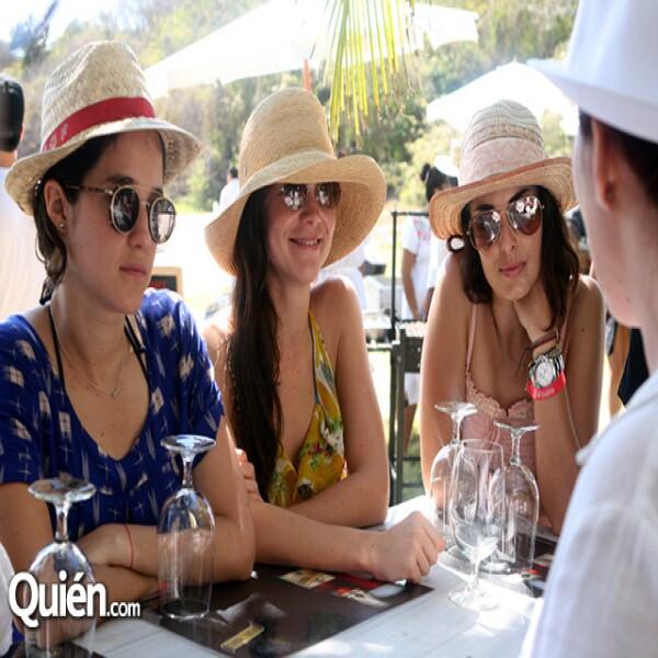 Ximena Sariñana,Camila Sodi,Ana Serradilla