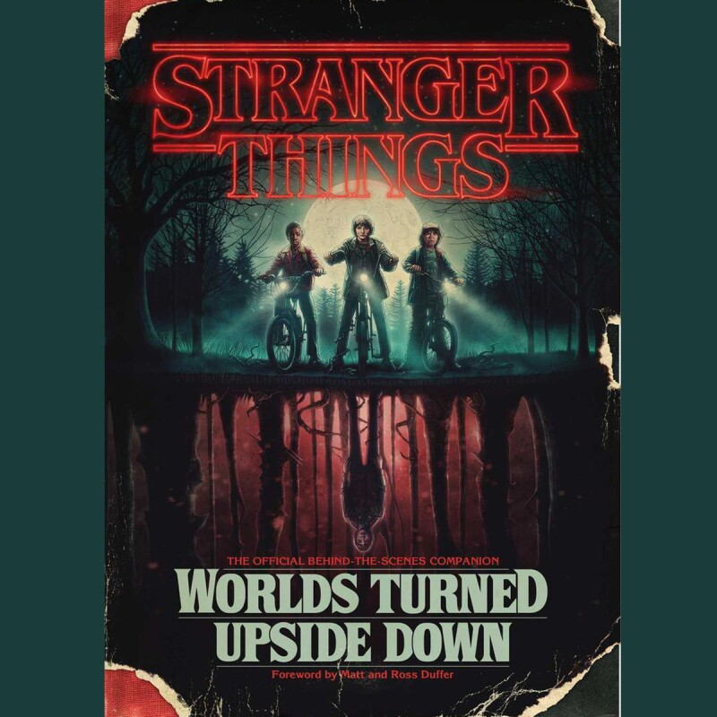 Libro Stranger Things