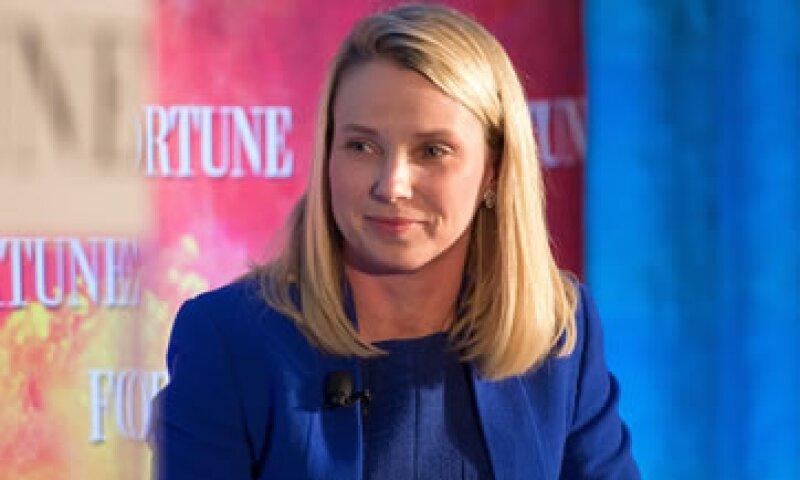 La directora de la compañía de medios llegó con altas expectativas en 2012 pero no ha podido cumplir con darle un rumbo positivo a la empresa (Foto: Getty Images/Archivo )