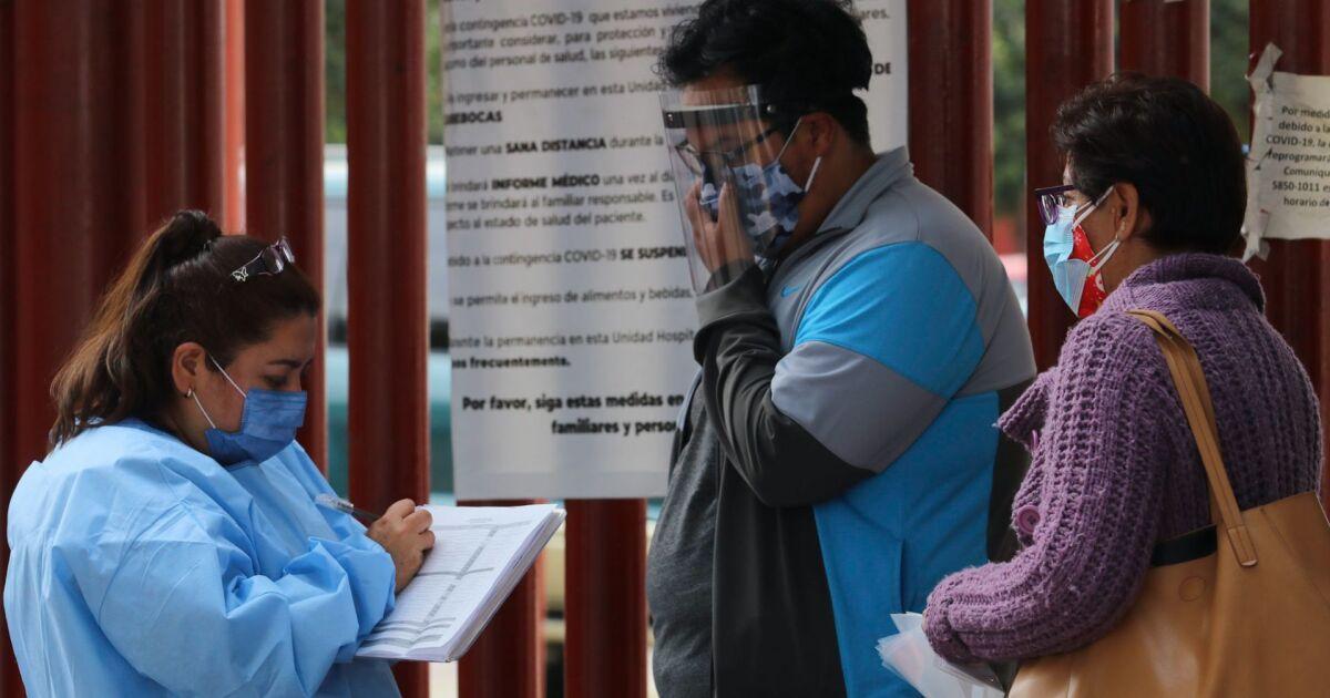 México confirma 12,127 casos de COVID-19 en 24 horas, nuevo máximo en dos meses