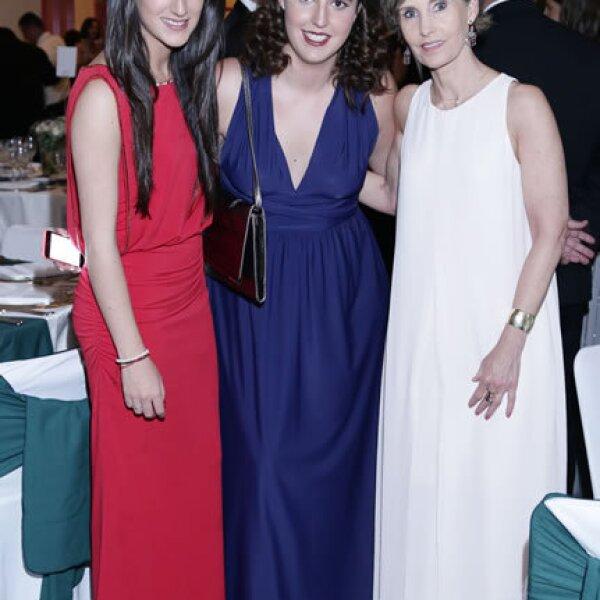 María Pérez,Amaya Lanzagorta,Alejandra Pérez
