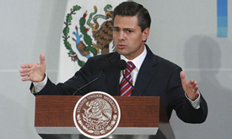 El presidente afirmó que la legislación garantiza el principio de igualdad. (Foto: Notimex)