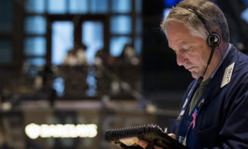 La Bolsa mexicana opera a la baja en línea con Wall Street. (Foto: Reuters)
