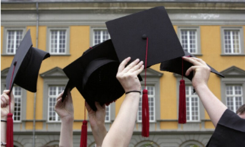 Dafne comenzó sus estudios de licenciatura a los 10 años (Foto: Getty Images/Archivo )