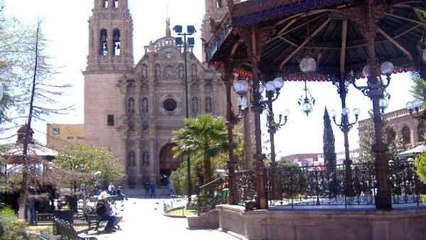 La Catedral, Chihuahua
