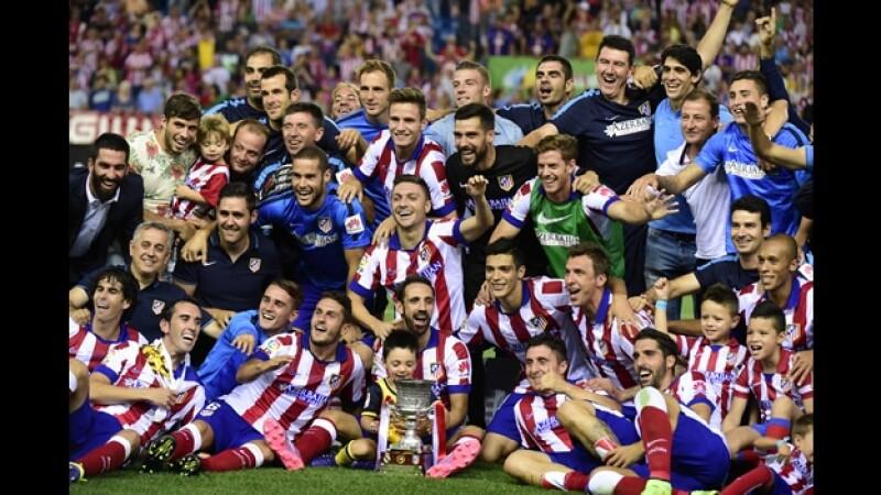 atletico de madrid campeon supercopa