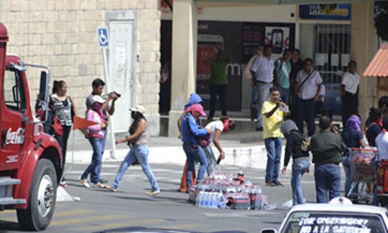 Femsa ha establecido nuevos protocolos de seguridad ante la violencia en Guerrero. (Foto: Cuartoscuro )