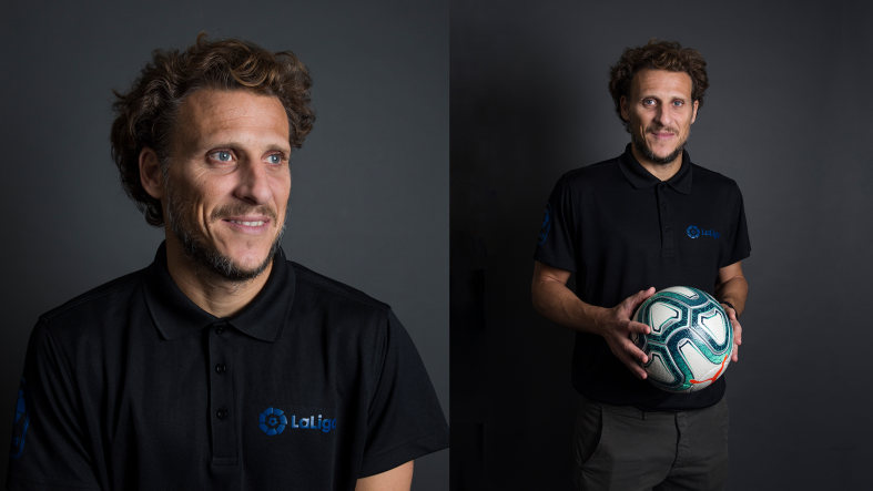 Diego Forlán para Life and Sty