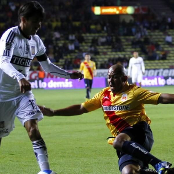 Los 'Monarcas' aprovecharon las oportunidades de gol