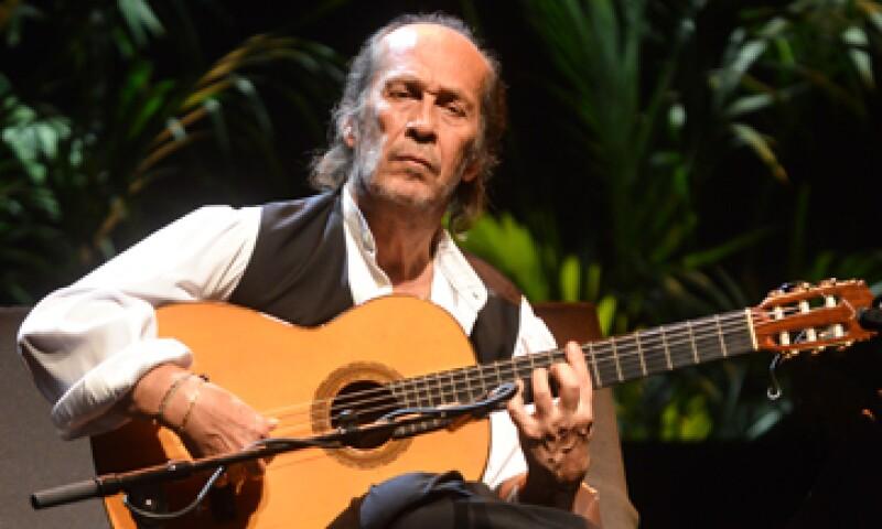 Canción Andaluza, quedará como su álbum póstumo, pues aún se ultimaba la portada cuando falleció.(Foto: Getty Images )