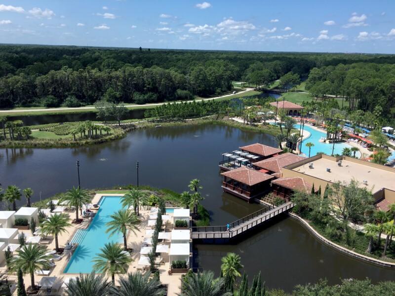 Four Seasons Orlando es uno de los mejores hoteles de Florida.