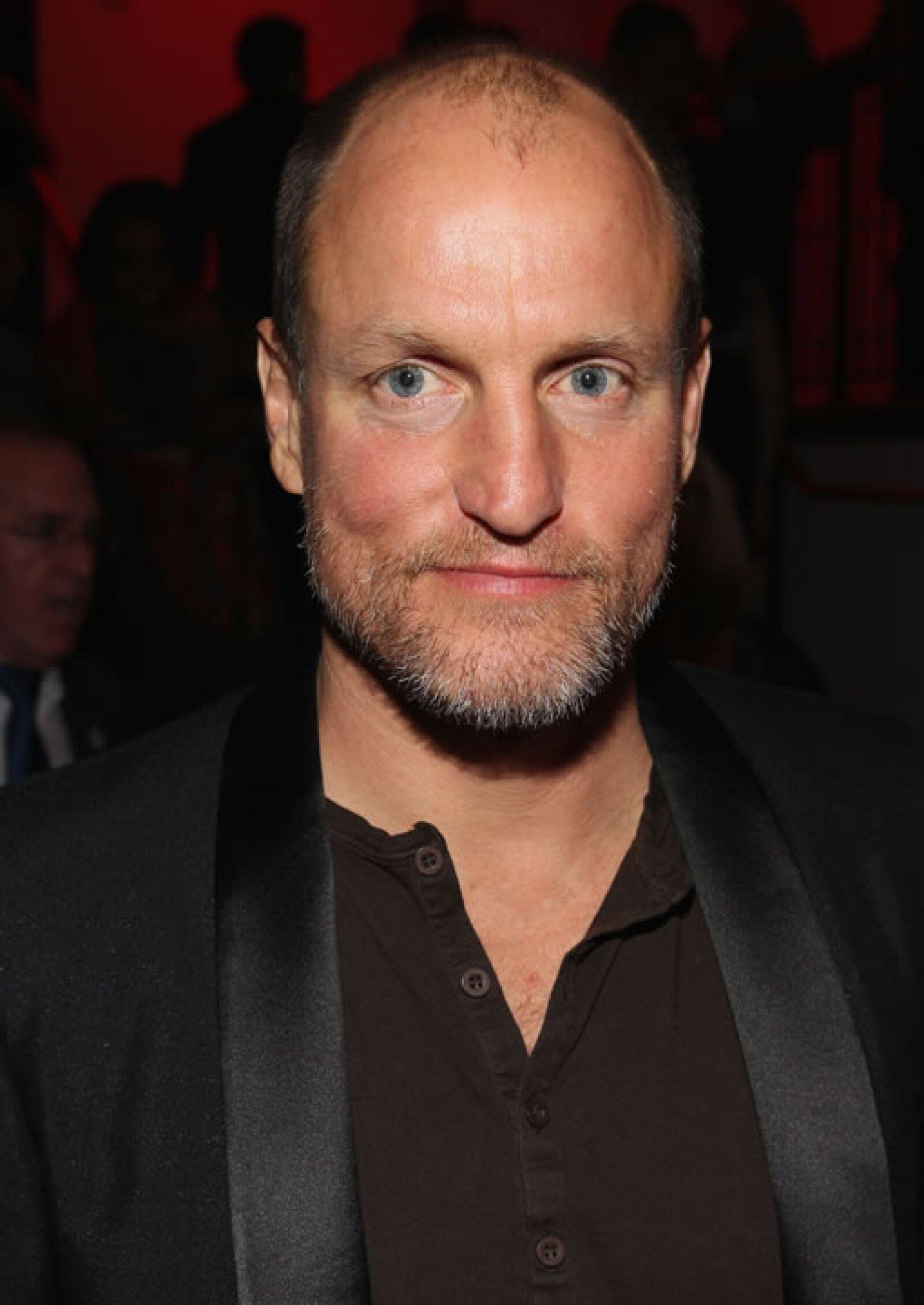 """Woody Harrelson ha combatido zombies, mentor en """"Los Juegos del hambre"""" y seguro te ha hecho reír, por ello merece un lugar."""