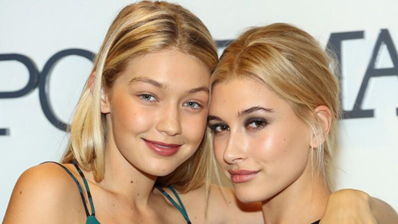 Gigi y Hailey