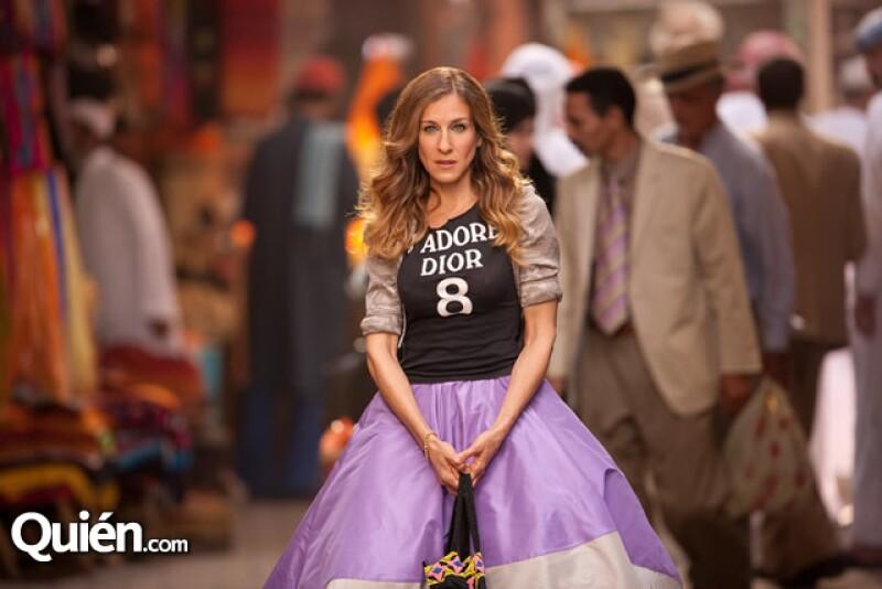 Este look de Sarah Jessica Parker de Sex and The City es el favorito de todas las fashionitas #trendy.