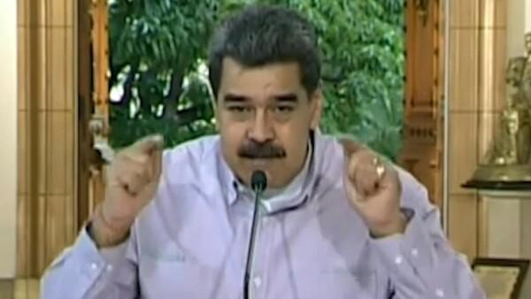 Maduro suspende clases por el resto del año en Venezuela por el COVID-19