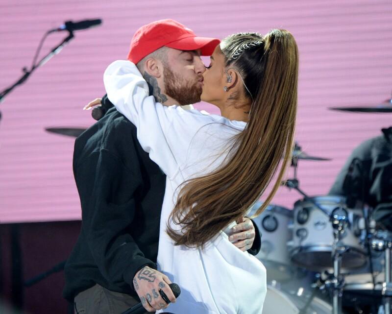 Ariana Grande abre su corazón sobre el suicidio de Mac Miller