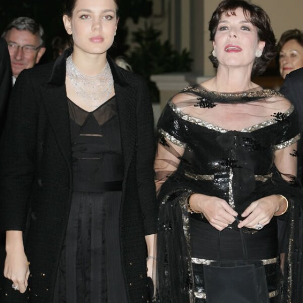 En 1984, Andrea Pierre Casiraghi, 1986 Carlota y en 1987 Pierre Stefano.