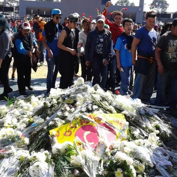 chespirito homenaje estadio azteca 6