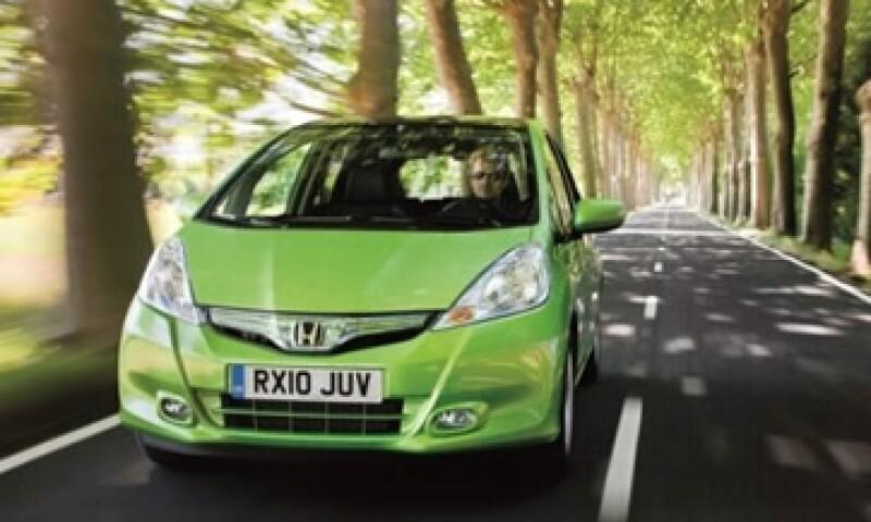 El modelo tendrá versiones híbridas para el mercado japonés. (Foto: Cortesía Honda)