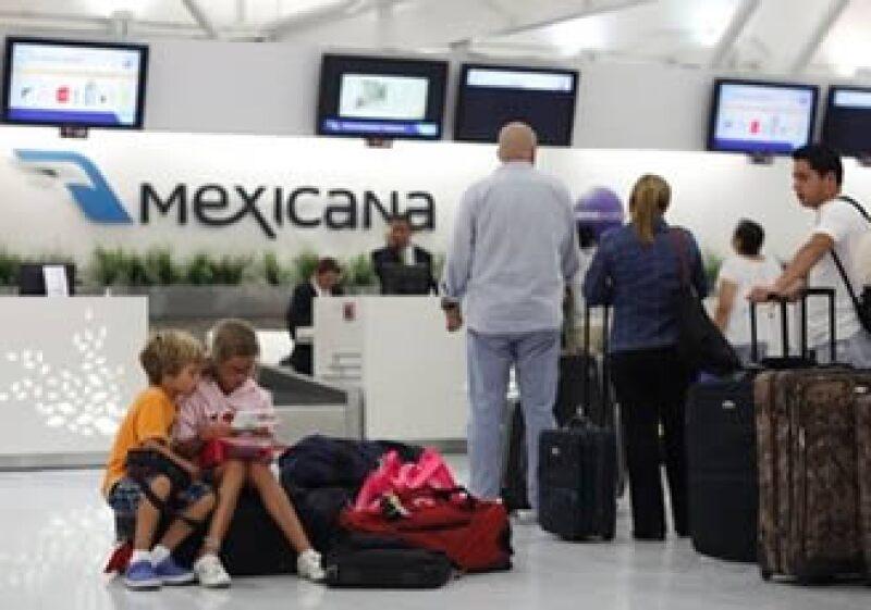 Mexicana de Aviación tendrá como prioridad transportar a usuarios que regresan de sus viajes. (Foto: AP)