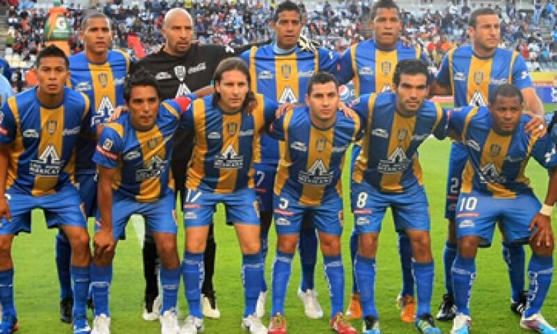 Grupo Televisa informó que concluyó el proceso de venta del equipo de futbol de primera división Club San Luis. (Foto tomada del sitio clubsanluis.com.mx)