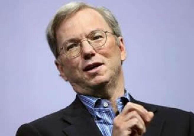 El CEO de Google, Eric Schmidt, aseguró en la conferencia de desarrolladores que la firma venderá y desarrollará más aplicaciones para la web. (Foto: Reuters)
